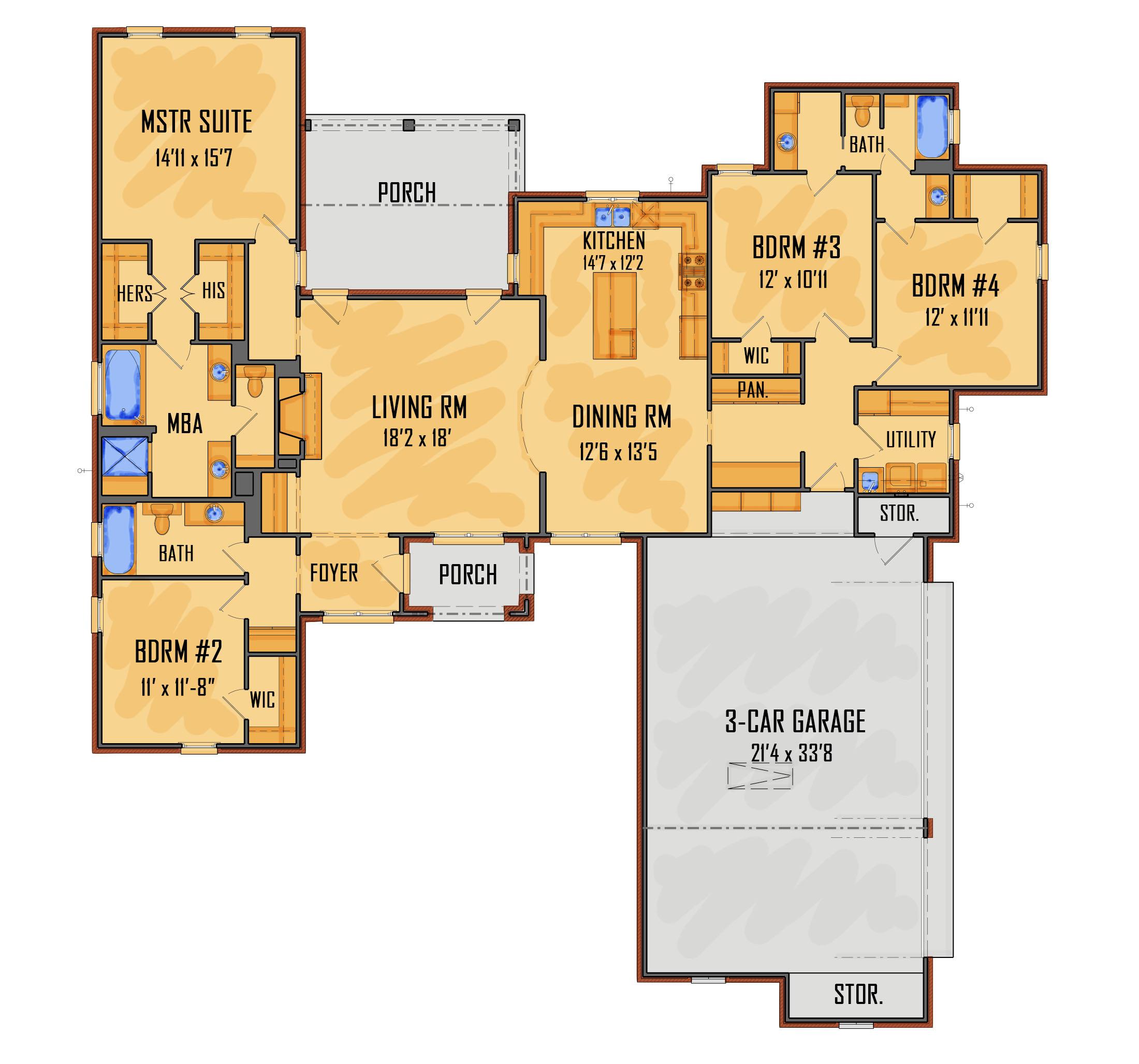 61-12A Floor Rendering 1